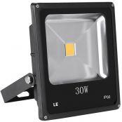 LED Fluter 30W 1950lm ultraheller Strahler,Warmweiß,Flutlichtstrahler