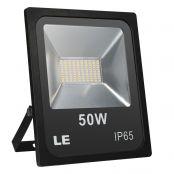 50W LED Flutlicht, 4000lm Strahler, ersetzt 150W HS Lampe, Signalleuchten, Wasserdicht Außenleuchten, Warmweiß