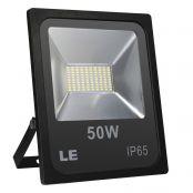 50W LED Strahler, 4000lm Flutlicht, ersetzt 150W HS Lampe, Signalleuchten, Wasserdicht Außenleuchten, Kaltweiß