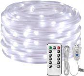 Lighting EVER Lichterketten für Innenräume, Kaltweiß