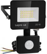Lepro 15W 30W 50W LED Strahler Außen mit Bewegungsmelder PIR, 1500LM 5000K Kaltweiß Superhell Außenstrahler, IP65 Wasserdicht LED Fluter, Aussenstrahler Dimmbar,Aussenlampe für Gärten (20)