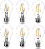 4W E27 Glühfadenlampe