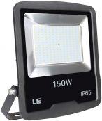 LE LED Strahler, 150W 12000 Lumen Superhell Scheinwerfer, IP65 Wasserdicht LED Fluter, 5000 Kelvin Kaltweiß Außenstrahler, geeignet für Garten, Garage, Hotel, Hof usw.