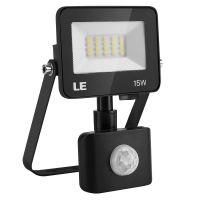 15W LED Strahler mit Bewegungsmelder, 1500LM